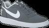 Grijze NIKE Sneakers COURT BOROUGH LOW (KIDS) - small