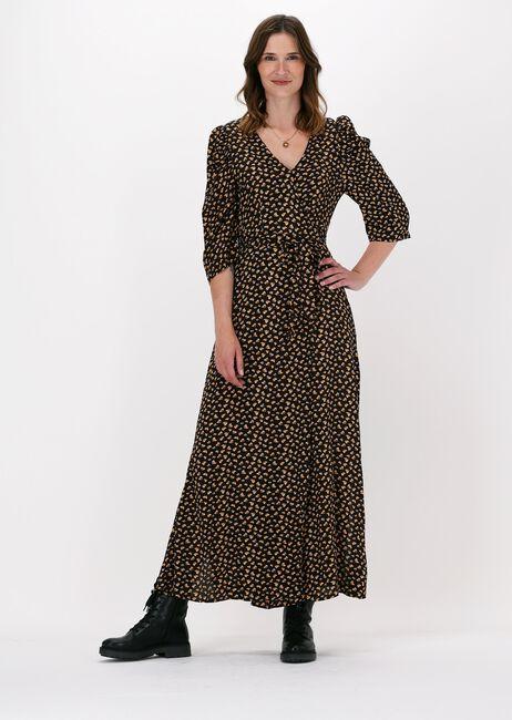 Zwarte FREEBIRD Maxi jurk ESMEE - large