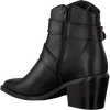 Zwarte PS POELMAN Cowboylaarzen 5753 - small