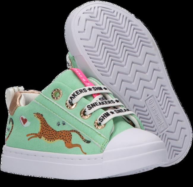 Groene SHOESME Lage sneakers SH21S002 - large