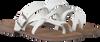 Witte LAZAMANI Slippers 75.608  - small