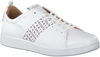 Witte LACOSTE Sneakers CARNABY EVO 319 12  - small