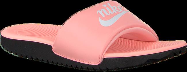 Roze NIKE Slippers KAWA SLIDE GS/PS  - large
