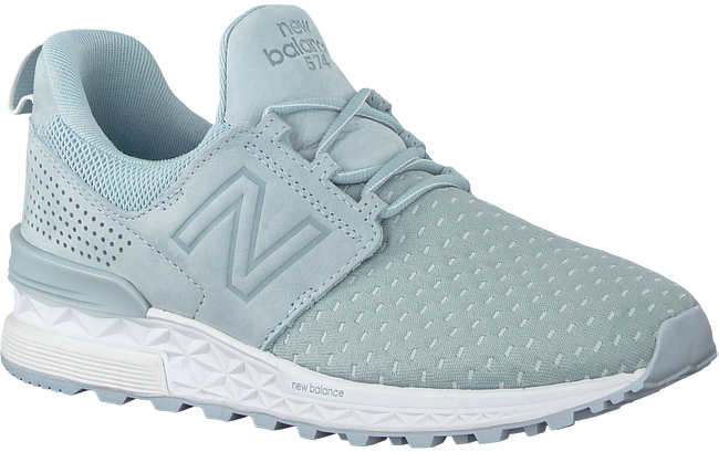 Blauwe NEW BALANCE Sneakers WS574 WMN - large