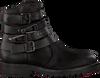 Zwarte MJUS Biker boots 190224  - small