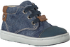 Blauwe SHOESME Sneakers UR7S037  - small