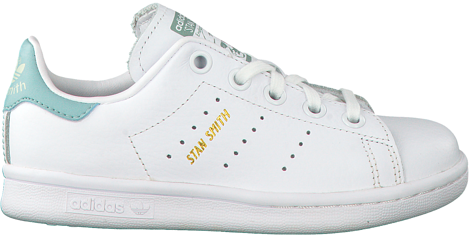 5a84bf1bc18 Witte ADIDAS Sneakers STAN SMITH KIDS - large. Next
