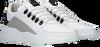 Witte NUBIKK Lage sneakers ROQUE ROAD HEREN  - small