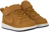 Gele NIKE Sneakers COURT BOROUGH MID (KIDS) - small