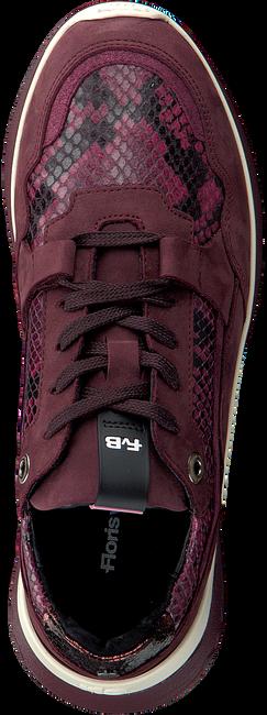 Rode FLORIS VAN BOMMEL Sneakers 85291  - large