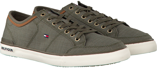 TOMMY HILFIGER SNEAKERS CORE MATERIAL MIX SNEAKER - large