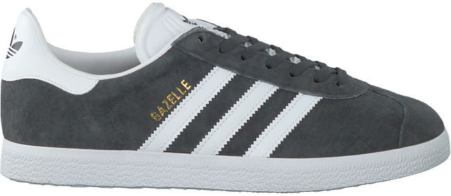 Grijze ADIDAS Sneakers GAZELLE HEREN  - large