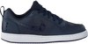 Blauwe NIKE Sneakers COURT BOROUGH LOW (KIDS)  - small