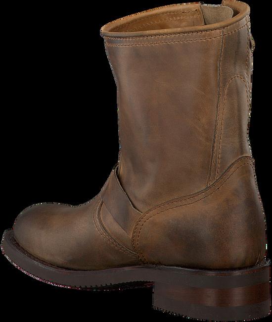 Bruine SENDRA Biker boots 12399  - large