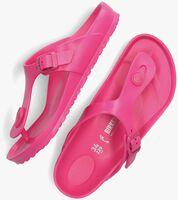 Roze BIRKENSTOCK Slippers GIZEH KIDS EVA  - medium