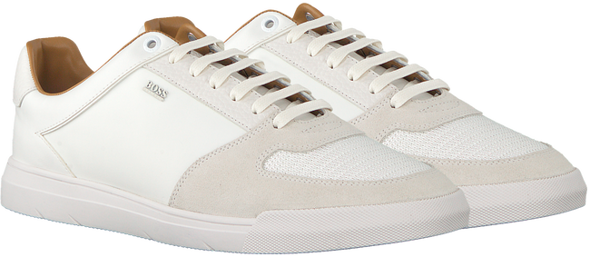 Witte BOSS Sneakers COSMOPOOL TENN - large