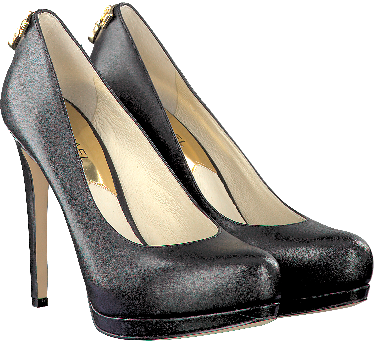 cd1701e3214 Zwarte MICHAEL KORS Pumps HAMILTON PUMP - Omoda.nl