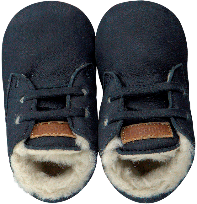 Blauwe SHOESME Babyschoenen BP9W027  - large