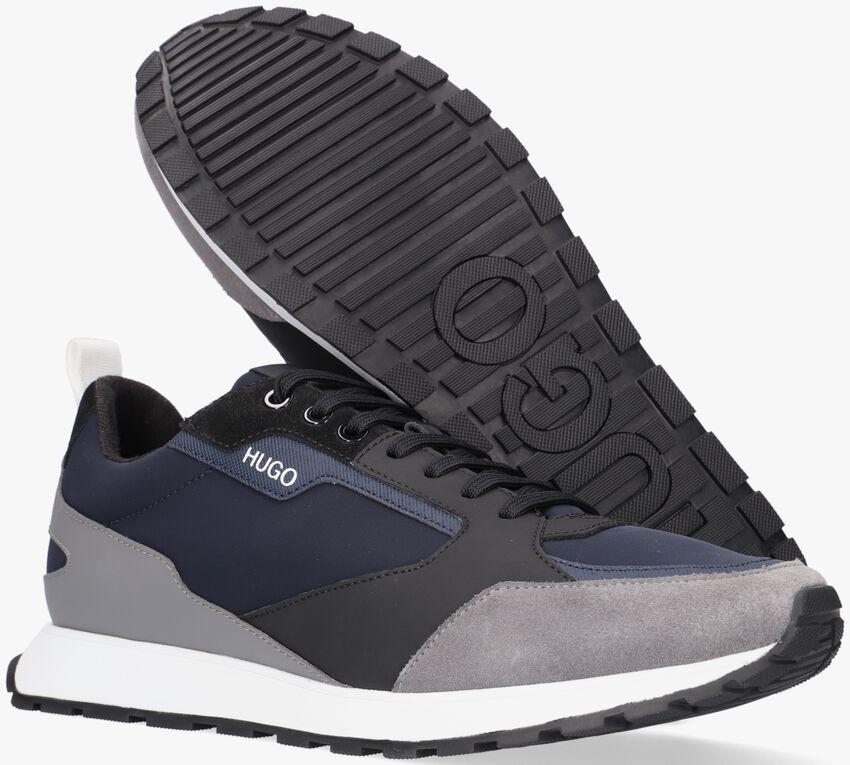 Blauwe HUGO Lage sneakers ICELIN RUNN NYPU  - larger