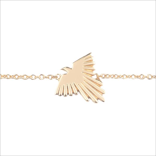 Gouden ATLITW STUDIO Armband SOUVENIR BRACELET EAGLE - large