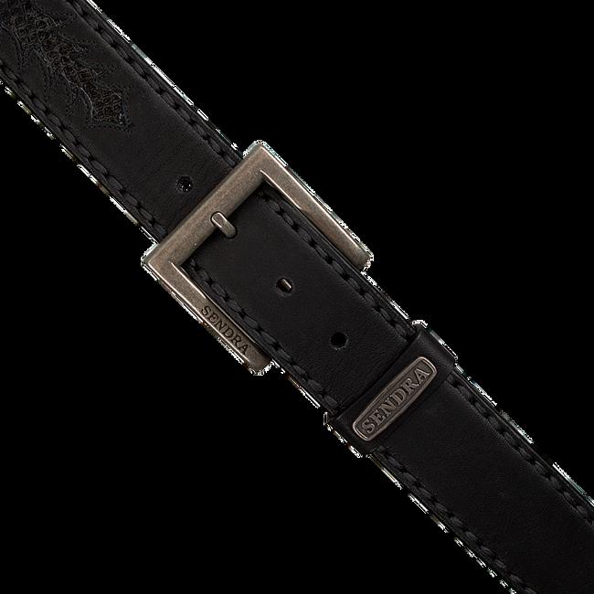 Zwarte SENDRA Riem 1245 - large
