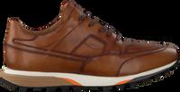 Cognac MAZZELTOV Lage sneakers SANTONI  - medium