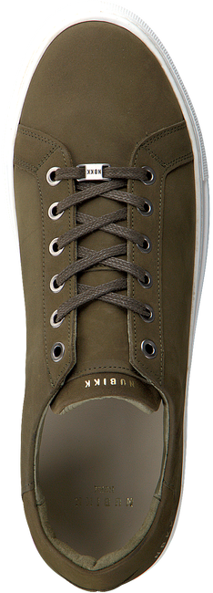 Groene NUBIKK Sneakers PURE MIELE MEN  - large