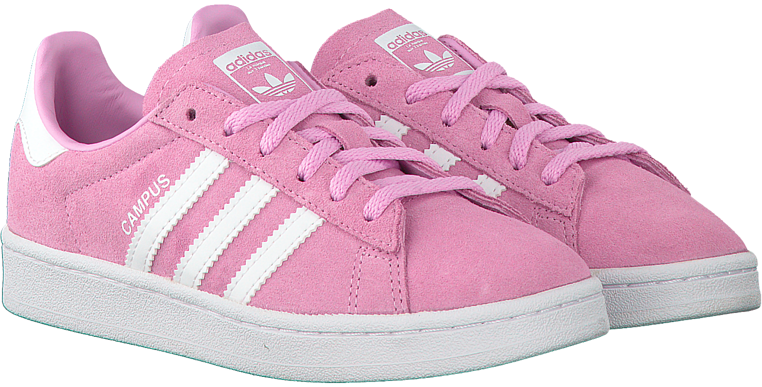 f1a0d45c688 Roze ADIDAS Sneakers CAMPUS J - large. Next