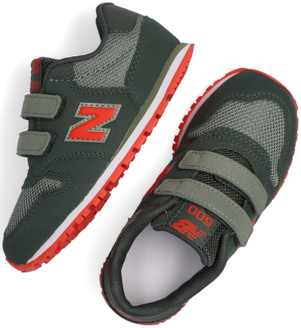 Groene NEW BALANCE Lage sneakers IV500/YV500  - large