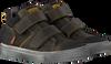Groene KOEL4KIDS Hoge sneakers KO904-AL-03  - small