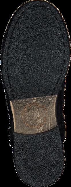 Zwarte CA'SHOTT Enkellaarsjes 12025  - large