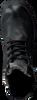 Zwarte REPLAY Biker boots RL260059L SKIN - small