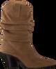 Bruine TORAL Hoge laarzen 12558 - small