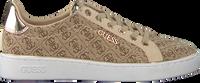 Bruine GUESS Sneakers BECKIE  - medium