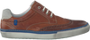 Cognac FLORIS VAN BOMMEL Sneakers 17249  - small