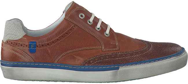 Cognac FLORIS VAN BOMMEL Sneakers 17249  - large
