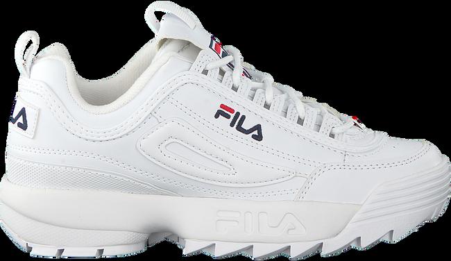 Witte FILA Sneakers DISRUPTOR S LOW WMN  - large
