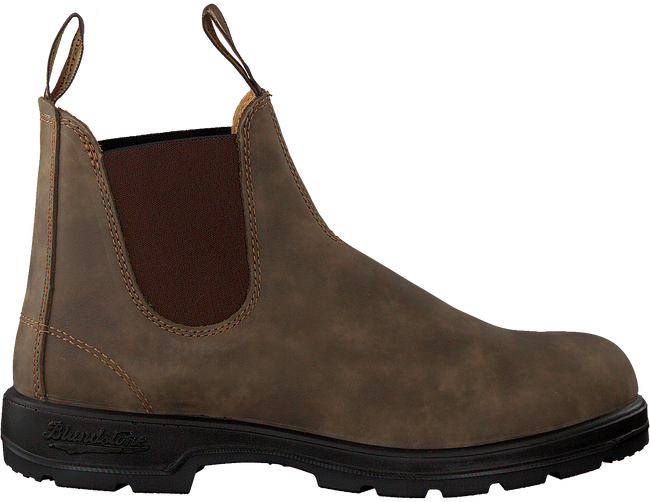 Bruine BLUNDSTONE Chelsea boots CLASSIC HEREN  - large