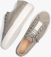 Grijze PAUL GREEN Lage sneakers 5076 - medium