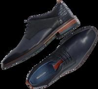 Blauwe MAZZELTOV Nette schoenen BARI - medium