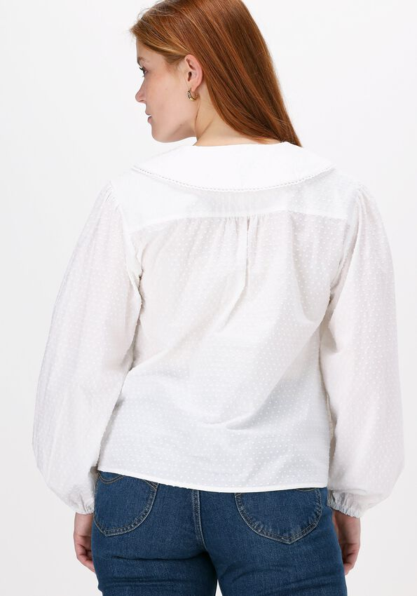 Witte MOVES Blouse POINTA - larger