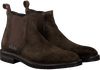 Bruine GREVE Chelsea boots CABERNET II  - small