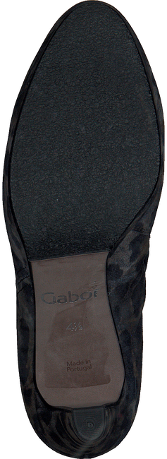 Grijze GABOR Enkellaarsjes 860 xP7dzTIF