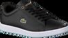 Zwarte LACOSTE Sneakers CARNABY EVO HEREN  - small