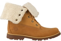 Camel TIMBERLAND Enkelboots 6IN WP SHEARLING BOOT  - medium