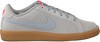 Grijze NIKE Sneakers COURT ROYALE SUEDE MEN  - small