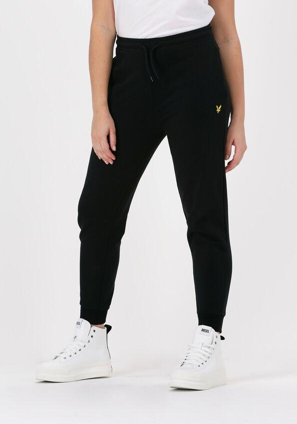 Zwarte LYLE & SCOTT Joggingsbroek SWEATPANT  - larger
