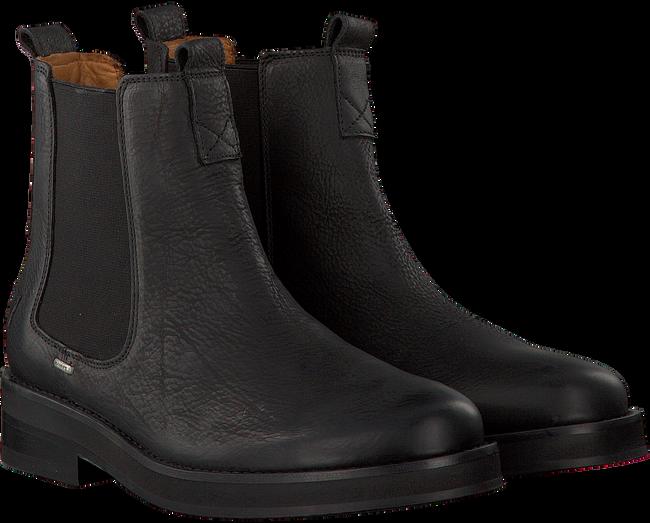 Zwarte SHABBIES Chelsea boots 182020063  - large