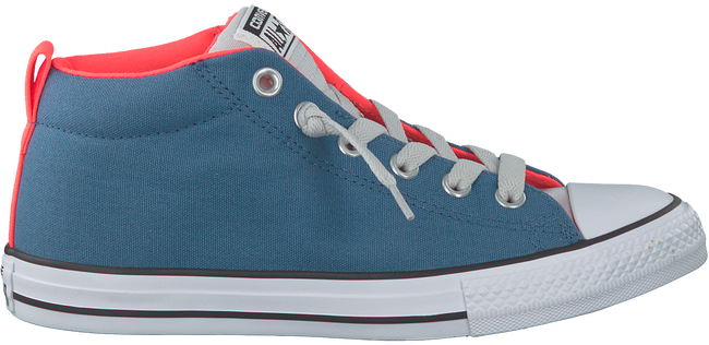 Blauwe CONVERSE Sneakers CTAS STREET MID KIDS - large