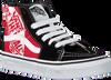 Zwarte VANS Sneakers UY SK8-HI  - small
